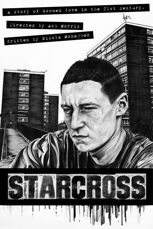 Dean Waite - 'Starcross' film poster artwork