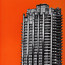 Dean Waite - Sold: 'Barbican tower', an illustration of Barbican tower, London (Black biro and spray paint on paper)